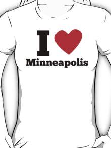 I Heart Minneapolis T-Shirt