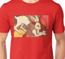 White Rabbit Tee Unisex T-Shirt