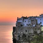 Dawn at Polignano by Vittorio Magaletti