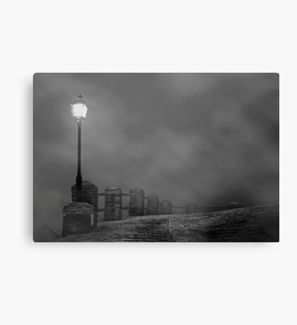 Come to me when losing the way Canvas Print