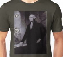 'Washington in dour dress' T-shirt etc...... Unisex T-Shirt