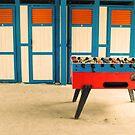 Table football by Silvia Ganora