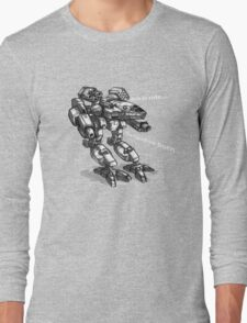 cauldron born Long Sleeve T-Shirt