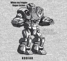 kodiak by greggmorrison