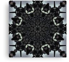 Metro Array 0x04 Canvas Print