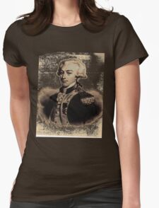 Marquis de Lafayette T-shirt etc..... Womens Fitted T-Shirt