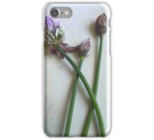 Vintage Botanical iPhone Case/Skin