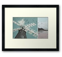 finding new things to love Framed Print