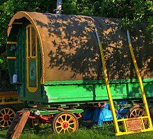 Painted Wagon by Panalot