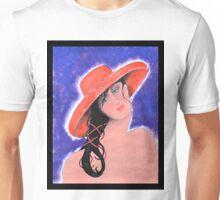 Lady Coral Unisex T-Shirt