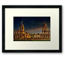 Greenwich, UK Framed Print
