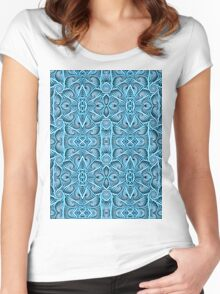 Rope Patterns 1 Women's Fitted Scoop T-Shirt