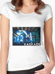 Kaskade - Coachella 2015  Women's Fitted Scoop T-Shirt