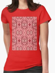 Rope Patterns 2 Womens Fitted T-Shirt