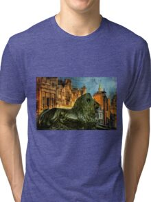 Lion of London Tri-blend T-Shirt