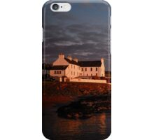 Islay: Port Charlotte Dawn iPhone Case/Skin