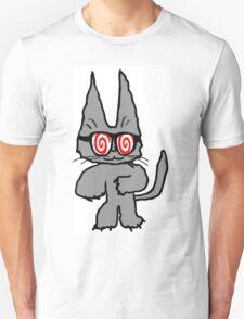 Cat Has Hypno Glasses T-Shirt