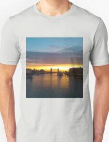Tower Bridge Backlit T-Shirt