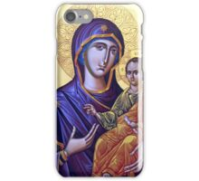 Mary Icon iPhone Case/Skin