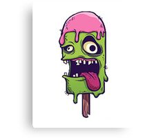 Ugly lolly Canvas Print