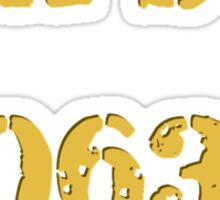 8063rd M*A*S*H Sticker