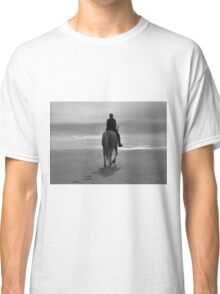 Into The Fog B&W Classic T-Shirt