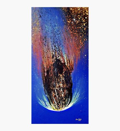 Asteroid Apohis Photographic Print
