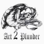 Art 2 Plunder Logo 3 by plunder