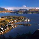 Plockton and Loch Carron, North West Highlands. Scotland. by photosecosse /barbara jones