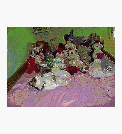 A childs room Photographic Print