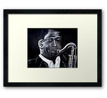 All that jazz 4 Framed Print