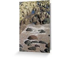 Portrait of a landscape (and vice versa) Greeting Card