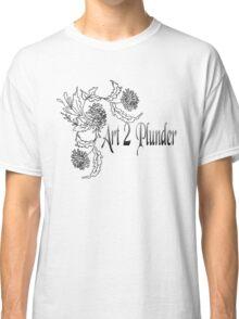 Art 2 Plunder Logo 5 Classic T-Shirt