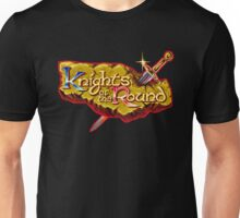 Knights of the Round - SNES Title Screen Unisex T-Shirt