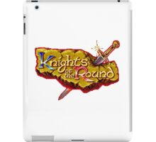 Knights of the Round iPad Case/Skin