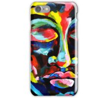 Colorful Face iPhone Case/Skin