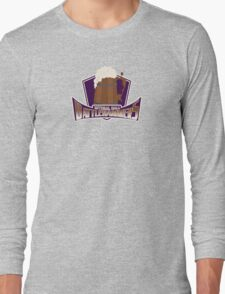Mithral Hall Battlehammers Long Sleeve T-Shirt