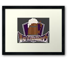 Mithral Hall Battlehammers Framed Print