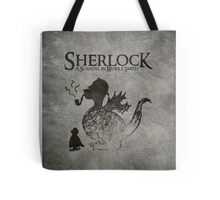 Sherlock: A Scandal in Middle-earth Tote Bag