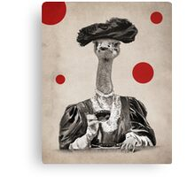 Anthropomorphic N°1 Canvas Print