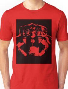Mighty Morphin Power Rangers 2 Black/White Unisex T-Shirt