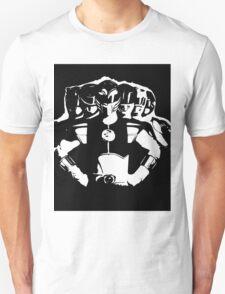 Mighty Morphin Power Rangers 2 Black/White T-Shirt