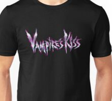 Vampire's Kiss - SNES Title Screen Unisex T-Shirt