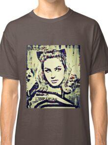 batgirl was a librarian Classic T-Shirt