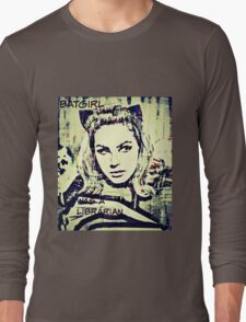 batgirl was a librarian Long Sleeve T-Shirt