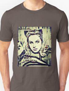 batgirl was a librarian Unisex T-Shirt