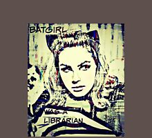batgirl was a librarian Unisex T-Shirt
