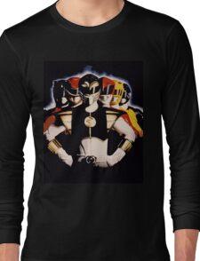 Mighty Morphin Power Rangers 2 Long Sleeve T-Shirt
