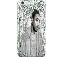 Lost in the Matrix iPhone Case/Skin
