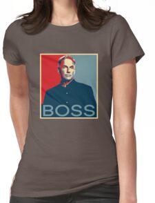 Gibbs for President Womens Fitted T-Shirt